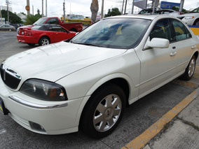 2004 Lincoln Ls Plus V6 At,excelente Trato,pintura Impecable