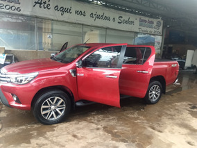 Toyota Hilux 2.8 Tdi Srx Cab. Dupla 4x4 Aut. 4p/17