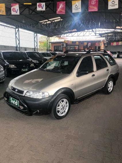 Fiat - Palio Weekend 1.6 Adventure 16v 4p 2003