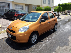 Nissan March 1.6 Drive Mt 2012
