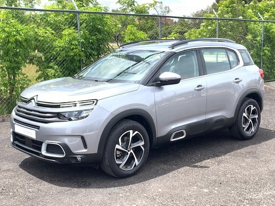 Citroen C5 Aircross Shine 2020 1.6 Turbo At