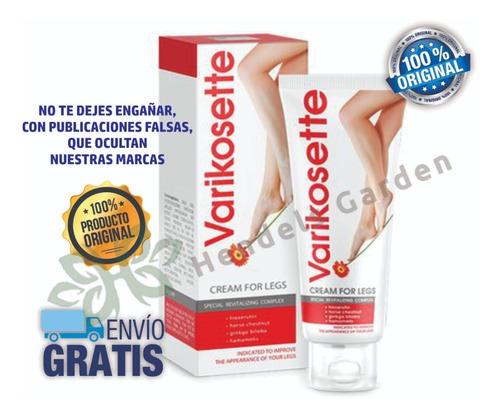 Promoción 3 Crema Varikosette Original - mL a $800