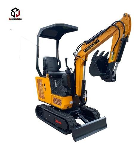 Mini Excavadora Mr08 - Entrega Inmediata