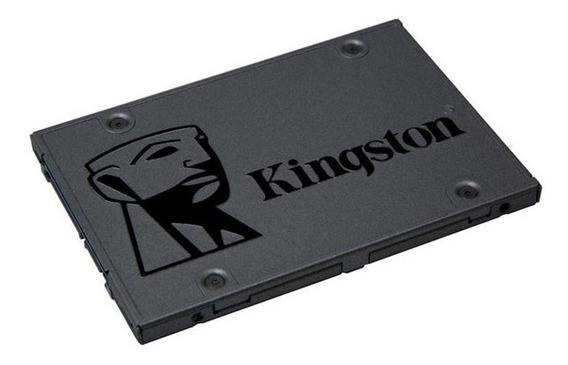 Hard Disk Ssd 240 Gb Sata 3 Kingston - Sa400s37/240gb