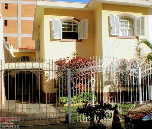 Imagem 1 de 15 de Casa De Vila - 4 Dormitórios ( Suíte Master ) Santana - St16325
