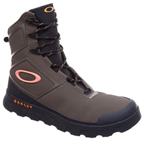 Tênis Oakley O - Md 1 High Marrom Original