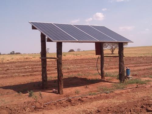 Imagem 1 de 5 de Kit Bombeamento Solar