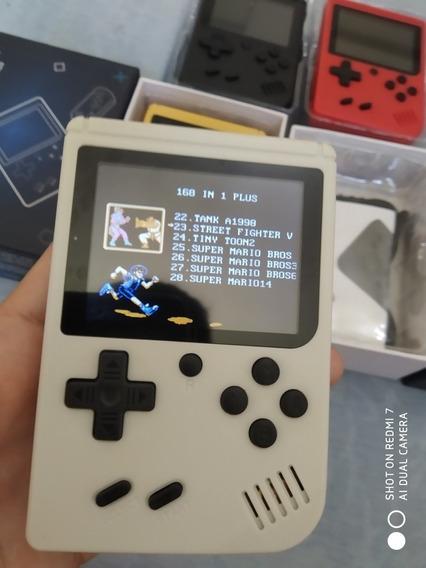Game Boy Retro Simulador Com 168 Jogos - Envio Imediato