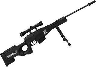 Carabina Pressão Phantom Elite Cal 5,5mm C/ Luneta 4x32mm -