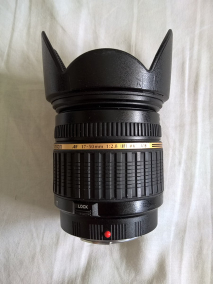 Tamron 17-50mm F2.8 Para Sony A-mount (aps-c)