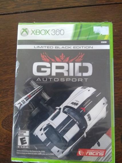 Jogo Grid Autosport Novo Lacrado Xbox 360