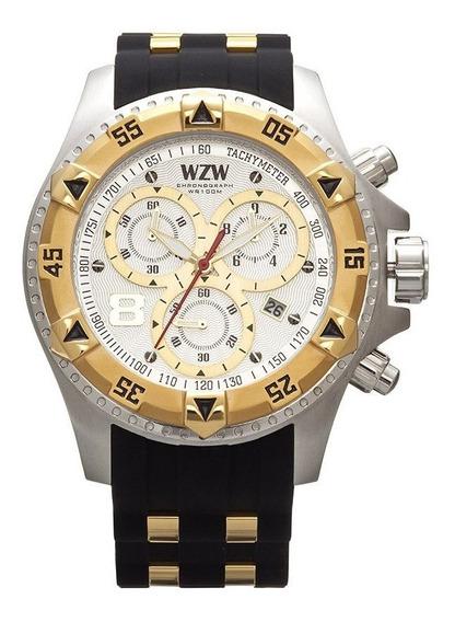 Relógio De Pulso Wzw Sport 7210