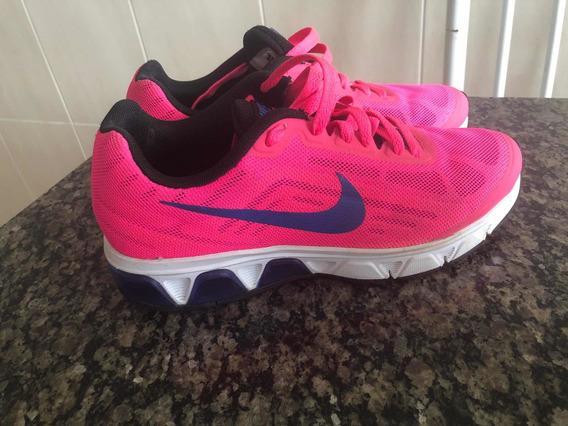 Tenis Nike Air Max Rosa Feminino