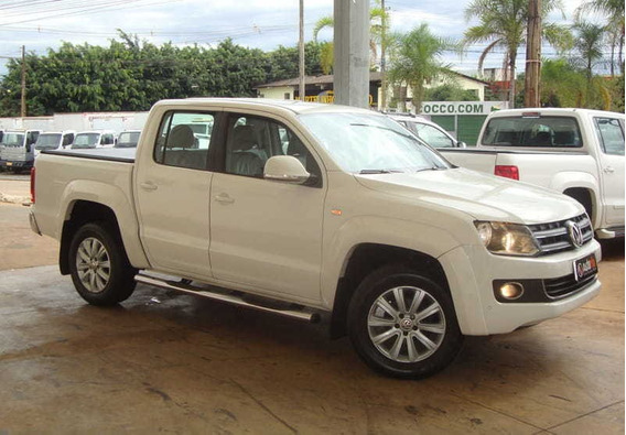 Volkswagen Amarok 2.0 Highline 4x4 Cd 16v Turbo Interco