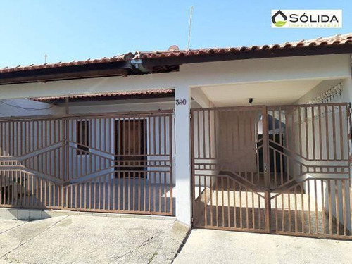 Excelente Casa Na Vila São João Em Itupeva Sp - Ca0439