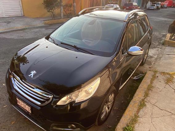 Peugeot 2008 1.6 Mt 2014