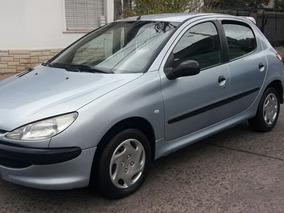 Peugeot 206 1.9 Xrd 5 Puertas 2005