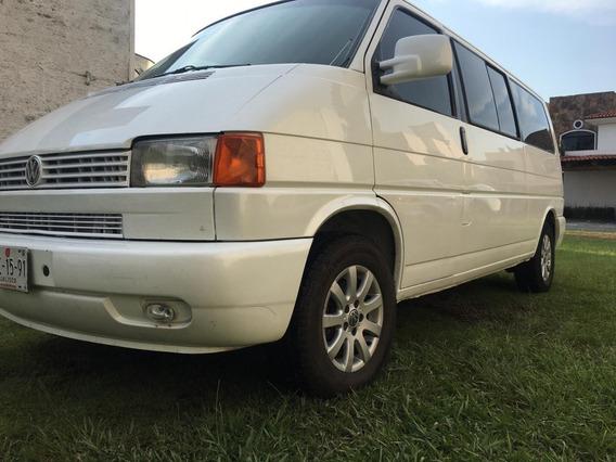 Volkswagen Eurovan 2.5 Minivan L5 Pasajeros 5vel Aa Mt 2002