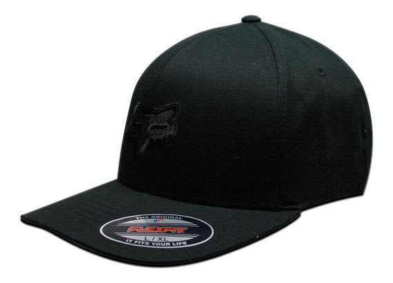Gorra Fox Legacy Negro