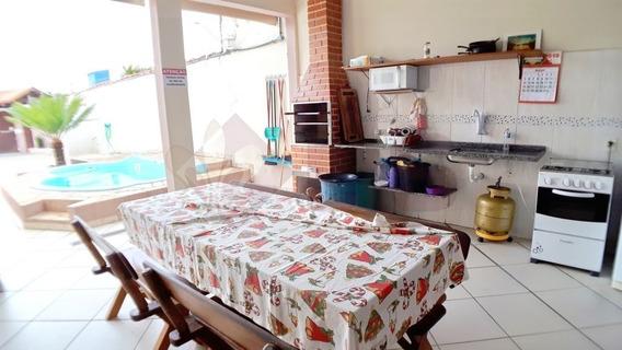 Apartamento Térreo Na Praia Massaguaçu A 200m Do Mar - Ap00691 - 2404039