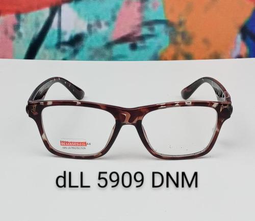 Armação De Óculos Dellases & Co.unissex