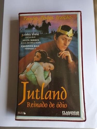 Vhs Jutland - Reinado De Ódio, Gabriel Byrne, Christian Bale