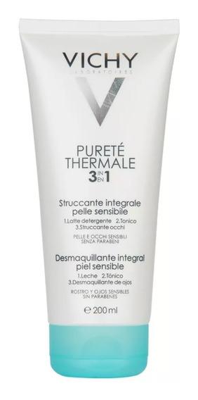 Vichy Purete Thermale Desmaquillante Integral 3 En 1 X 150gr