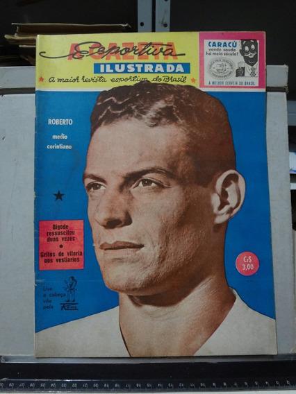Revista A Gazeta Esportiva Ilustrada Nº 28 1954 Roberto