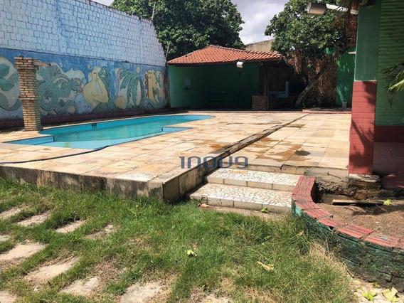 Casa Comercial Para Alugar Na Maraponga - Ca0751