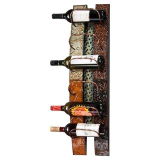 Southern Enterprises Alyson 6-bottle Wall-mounted Wine Rack