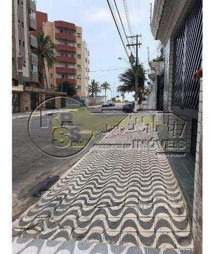 Imagem 1 de 12 de Apartamento Com 1 Dorm, Caiçara, Praia Grande - R$ 175 Mil, Cod: 1890 - V1890
