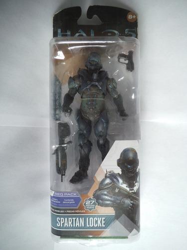 Imagen 1 de 2 de Spartan Locke Halo Mcfarlane Toys