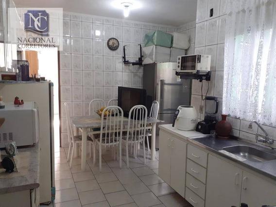 Casa À Venda, 69 M² Por R$ 370.000,00 - Parque Capuava - Santo André/sp - Ca2988