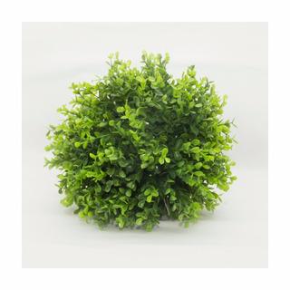 Esfera Follaje Artificial Verde Jardín Decoración Buxus 20cm