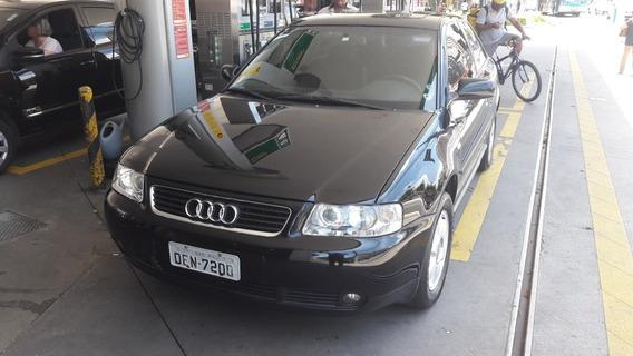 Audi A3 1.8 Turbo ;com Apenas 17 Mil Km Motor / Câmb / Turbi