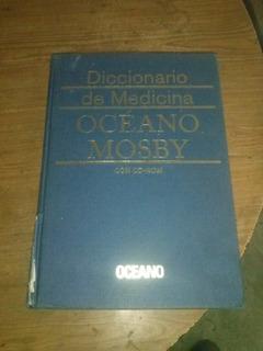 Diccionario De Medicina Mosby Oceano. Sin Cd
