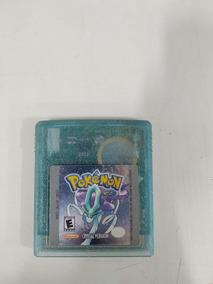 Pokemon Crystal Bateria Nova!