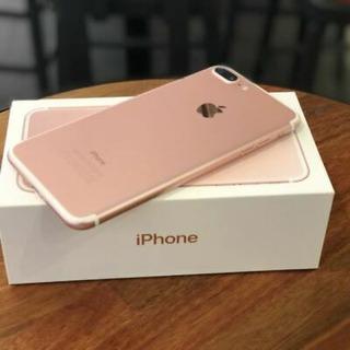 Apple iPhone 7 - 128gb-dorado Rosa Plus (desbloqueado)
