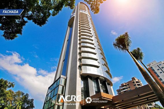 Acrc Imóveis - Apartamento No Bairro Ponta Aguda, Com Ampla Área Privativa E 04 Vagas De Garagem - Ap02365 - 33733930