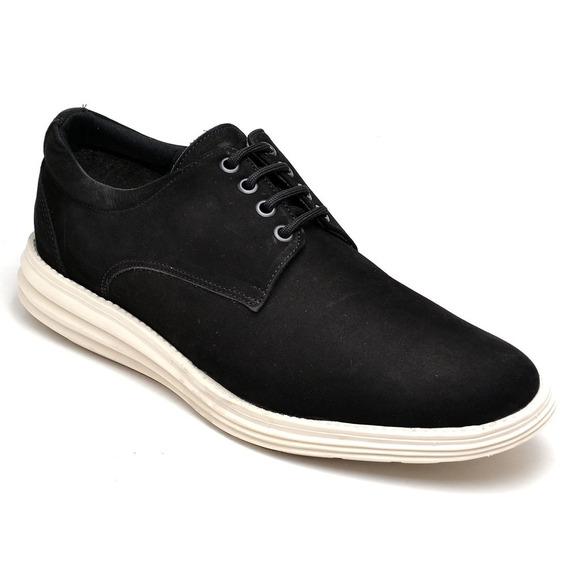 Sapato Masculino Anti Stress Ortopedico Palmilha Gel Confor