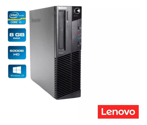 Pc Cpu Desktop Lenovo M92p I5 3470 4gb Ram 500gb Hd