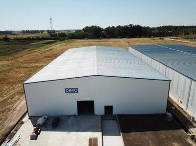 Depósito En Alquiler 3500 M2 En Parque Industrial Ruta 6, Los Cardales