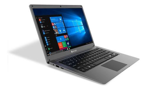 Imagen 1 de 7 de Notebook Exo Smart L37 Plus 4gb Ssd 64gb + Hd 500gb 14 W10