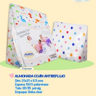 Cojín Almohada Antirreflujo Bebé