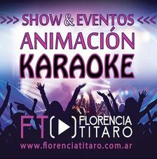 Animación Fiestas Karaoke Show Cantante