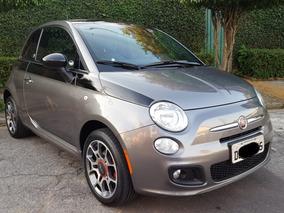 Fiat 500 Prima Edizione Impecável Original 3 Dono 2012
