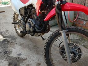 Honda Sahara Xr 350