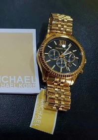 Relógio Michael Kors Gold