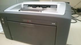 Impressora Laser Lexmark E 120 (toner Cheio) Em Recife-pe