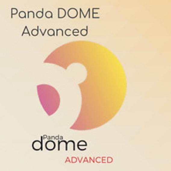 Panda Dome Advanced 1 Ano 1 Pc .... Leia Com Atencao!